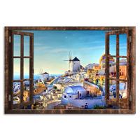 Leinwandbild Kunst-Druck 120x60 Bilder Landschaften Zakynthos