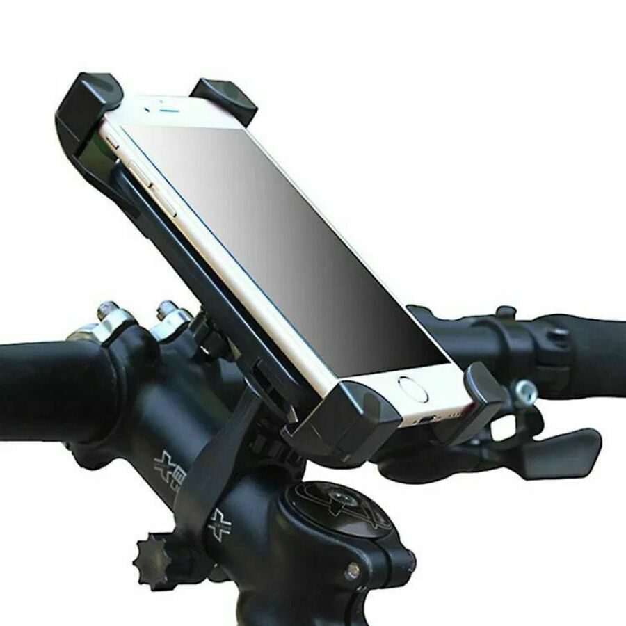 handy smartphone halterung fahrrad lenker halter bike 360. Black Bedroom Furniture Sets. Home Design Ideas