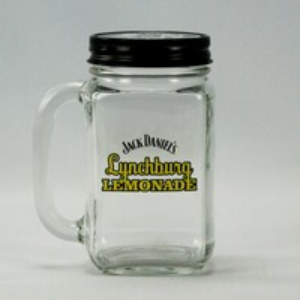 jack daniels lynchburg lemonade mug gelb mit schraubdeckel. Black Bedroom Furniture Sets. Home Design Ideas