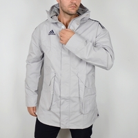 Details Jacket title Jacket 3s Coat show Adidas Mens original Tango Weather about Jacket Windbreaker Parka All Rain sCdthQr