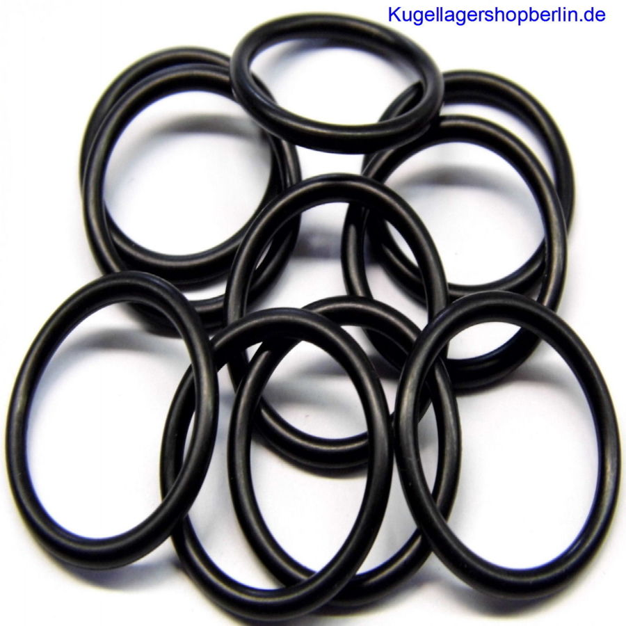 o ring innen 5 40 mm schnurdicke 2 5 mm nbr 70 dichtring oringe 0ring ebay. Black Bedroom Furniture Sets. Home Design Ideas