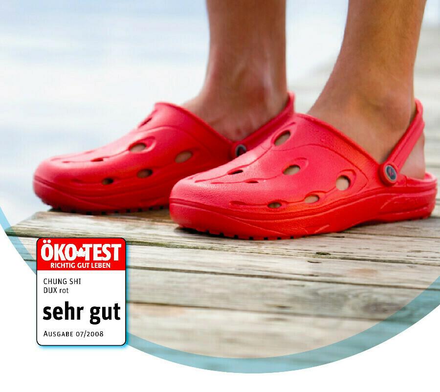 Details zu Schuhe CHUNG SHI Clogs DUX KIDS Multicolour (KhakiNavySchwarz) DUFLEX + SHIBIT
