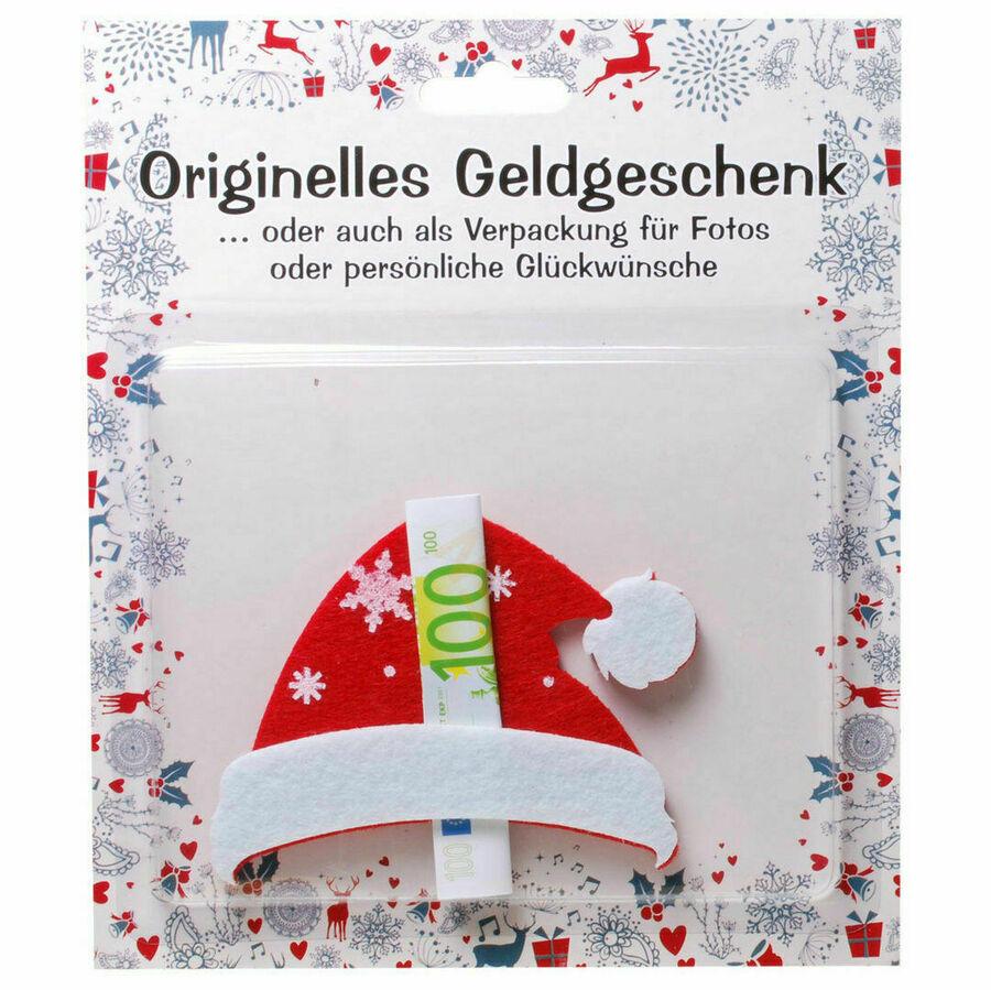 6 Geschenkverpackung Geldgeschenk Feste Weihnachten Geschenk