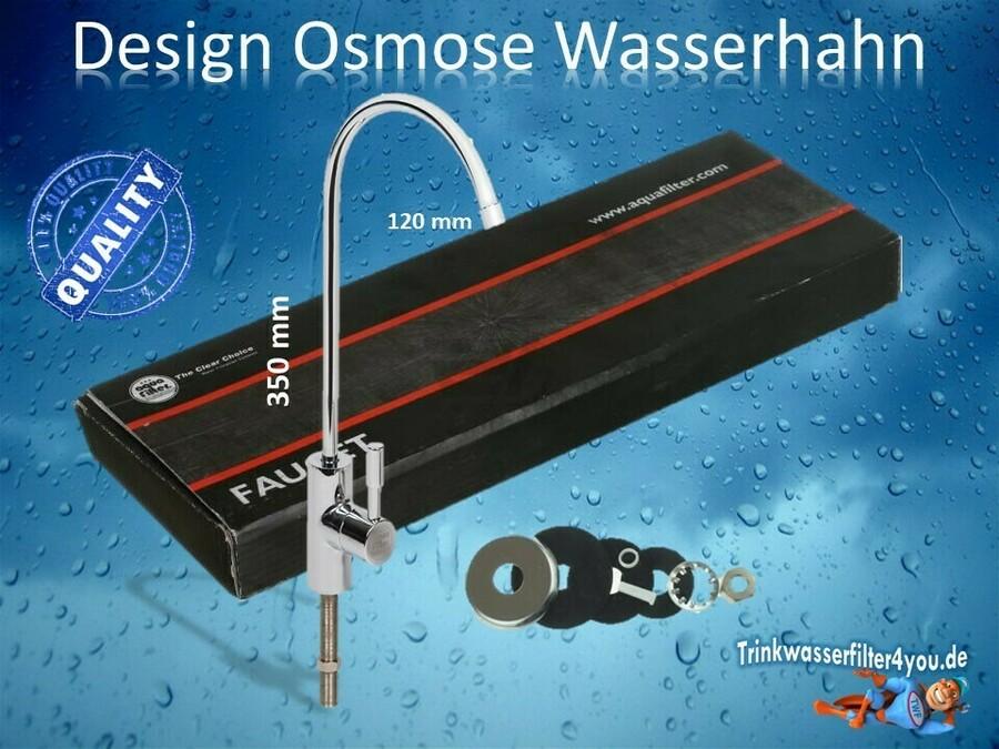 ROWA M5 Umkehr Osmose Wasserhahn für ALK-550 Aqua Living