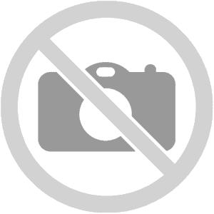 Schwarz Silber Geflochten Kette Stirnband Festival-boho Elastisches Haarband