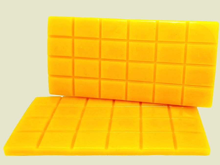100/% Natural Pure Bee wax Gelb Bienenwachs Block Kerzen Kosmetik Möbelwachs .