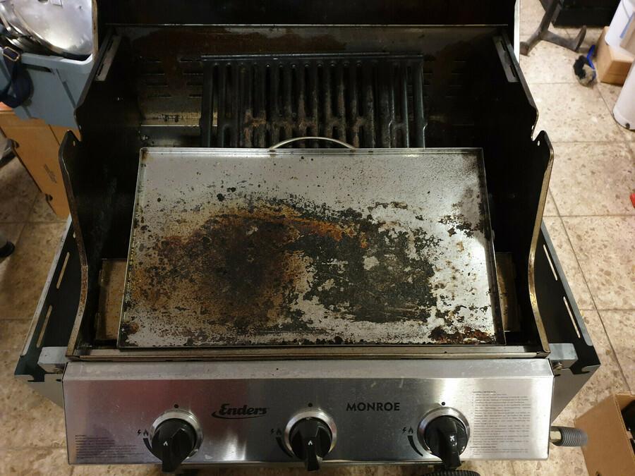 Enders Gasgrill Monroe : Gas grill von enders monroe ebay