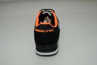 Details zu NEU Superdry Fero Runner Herren Sneaker schwarz orange Sportschuhe Schuhe