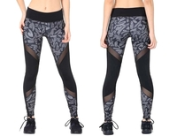 Details about Puma Clash Tight Ladies Sport Legging Mesh Running Pants Fitness Training Pants Black show original title