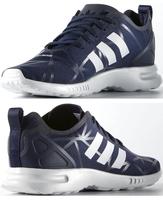 Dames adidas ZX FLUX ADV SMOOTH Damen Sneaker Laufschuhe