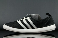 Details zu Neu B Ware adidas Damen Climacool Boat Sleek Sneaker Schuhe AF6079 Schwarz