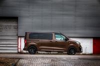 Tieferlegung Federn ca 150 /& 180 30mm Peugeot Traveller 2,0 BlueHDi 120