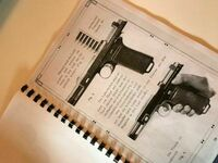 9mm Luger 9x19 9x23 Reprod Anleitung Steyr M1912 Steyr 1912 Steyr-Hahn k.u.k