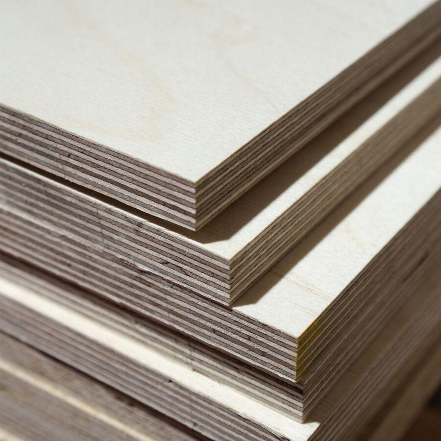 Siebdruckplatte 30mm Zuschnitt Multiplex Birke Holz Bodenplatte 30x130 cm