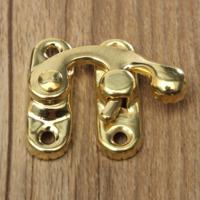 10x Verschluss für Truhe Truhenverschluss Schatullenverschluß Schatullenschloß