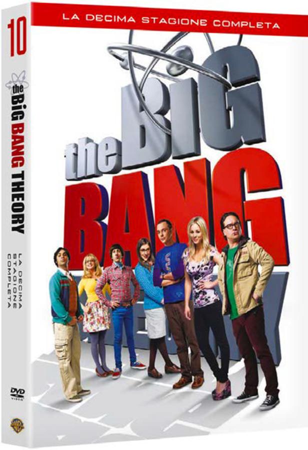 Big Bang Theory Staffel 10