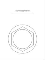 Levando Radschrauben Radbolzen 20 Stk M14x1.5x60 SW17 Kegel 60° Kegelbund silber
